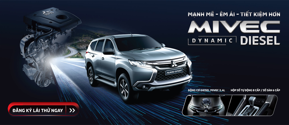 PAJERO SPORT ALL NEW