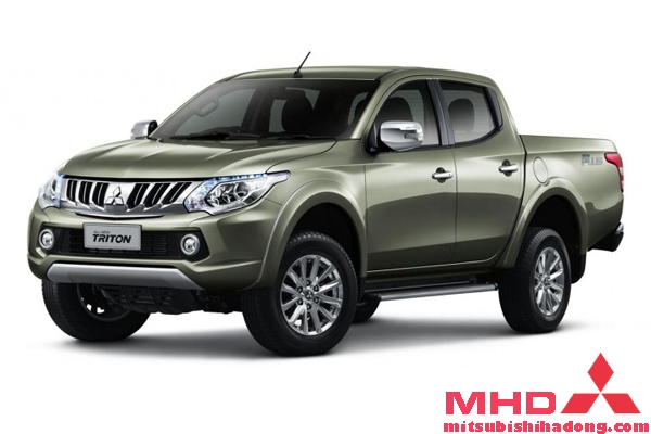 Triton All New 4x4 AT